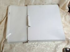 Sheet Protectors Economy Weight Nonglare Top Loading 85 X 11 Open Pack 90