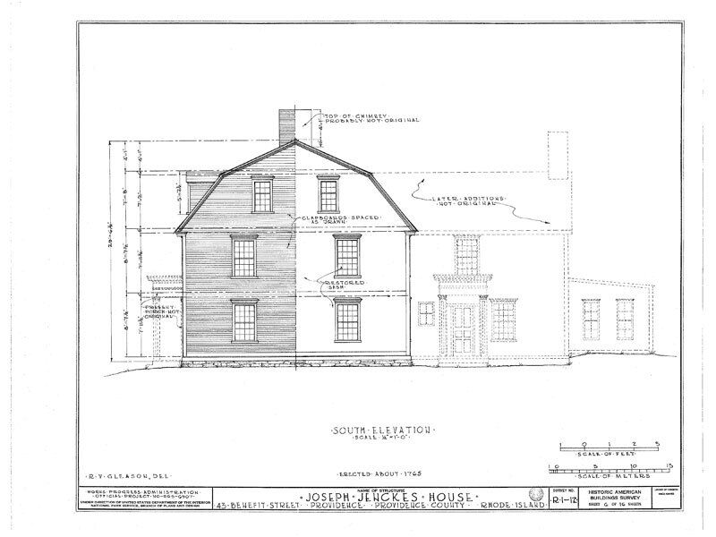 Gambrel Roofed Colonial New England House House House plans, wood framed home Blauprints beb2ae