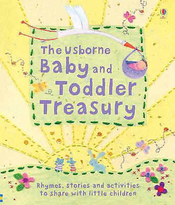 1 of 1 - The Usborne Baby and Toddler Treasury, Susanna Davidson,