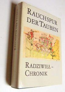 Rauchspur-der-Tauben-Radziwill-Chronik-Karten-Stammtafel