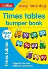 Times Tables Bumper Book Ages 5-7 (Collins Easy Learning KS1) by Collins Easy Learning (Paperback, 2015)
