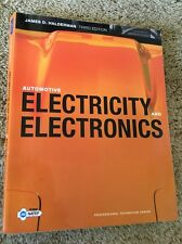 Automotive Electricity and Electronics_James D. Halderman_Third Edition