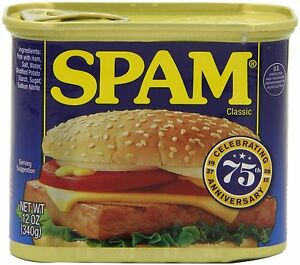 12-Spam-Original-12oz-340g-can-meat-processed-pork-ham-classic-Hormel-emergency