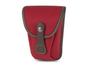 Billingham-Avea-7-Compact-End-Pouch-Pocket-Burgundy-Chocolate-UK-Stock