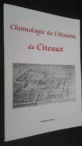 Folleto-Matrices-Tallado-HISTORIA-Citeaux-M-Lebeau-1987-Demuestra-Buen-Estado