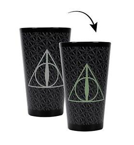 Harry-Potter-Cold-Thermo-Effect-Glass-Deathly-Hallows-Logo