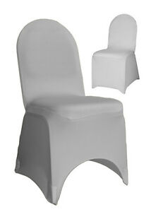 Silver-Chair-Covers-Stretch-Spandex-Lycra-Wedding-Banquet-Anniversary-Party