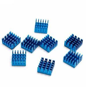 8pcs-15-15-8mm-Aluminium-Shim-Pad-Thermal-VGA-RAM-Heat-Sinks-Spreader-Memory