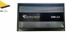 "TECHNOTECH 3.5"" Inch IDE HARDISK TO USB CASING ENCLOSURE USB 2.0 PC DESKTOP"