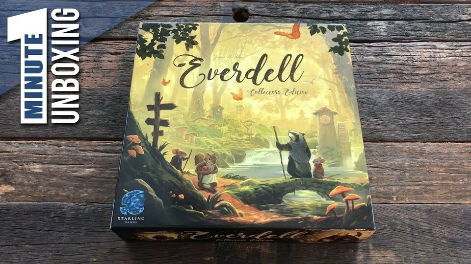 Spil, Everdell, Collector's Edition