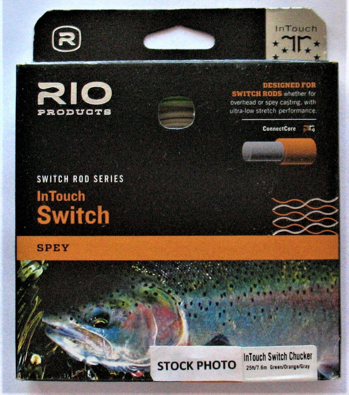 RIO SWITCH asta SERIES In Touch Switch SPEYCHUCKER tutti Diuominiiones gratuito SHIPPING