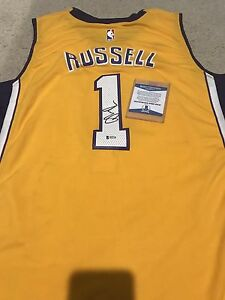 bce7df68d76c Image is loading D-039-Angelo-Russell-Signed-Autographed-Los-Angeles-