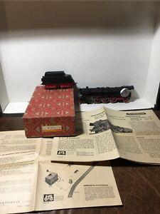 Marklin F-800.2 Steam Locomotive 1952-53 - Uralt Spur HO 00