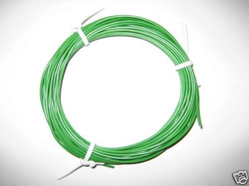KFZ Kabel Litze Leitung FLRy 0,75mm² 10m grün Fahrzeug Auto LKW