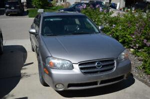 2003 Nissan Maxima GLE - fully loaded, 215,xxx