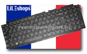 Clavier-Francais-Original-Pour-Samsung-RC720-NP-RC720-S01FR-RC720-S02FR-NEUF