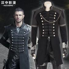 HZYM Kingsglaive Final Fantasy XV FF15 Nyx Ulric Cosplay Jacket Custom Made