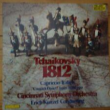 TELARC DG-10041 Tchaikovsky 1812 / Capriccio Italien / Kunzel