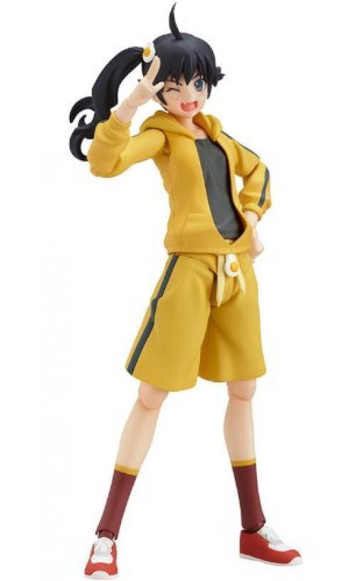 NEW figma 155 Nisemonogatari Karen Araragi Figure Max Factory F/S