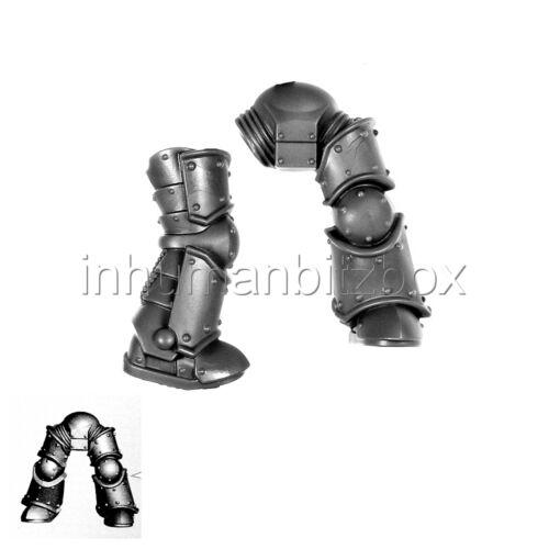 Sm310 pair legs space marine mk3 warhammer 40000 w40k burning prospero 19-20