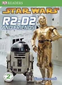 Star-Wars-R2-D2-and-Friends-DK-Readers-Level-2-Beecroft-Simon-Very-Good-B