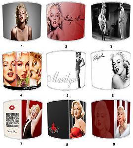 Edredon Marilyn Monroe.Detalles De Pantallas De Lampara Para Combinar Marilyn Monroe Cojines Edredones Cortinas