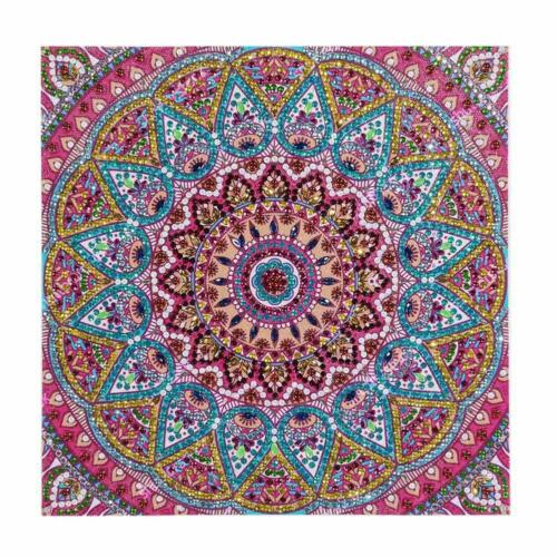 NEW DIY Full Drill Diamond Painting Embroidery Cross Crafts Stitch Home Decor