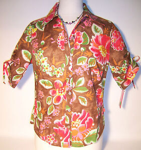 Oilily Bluse Gr. 38 40 42 44  NEU Damen  blouse women
