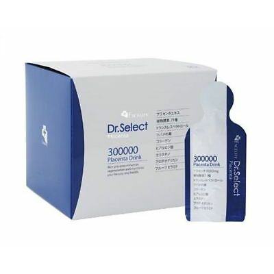 Dr. Select 300000 Placenta Drink Smart Pack 30 Packs Beauty Care F/S Japan New!
