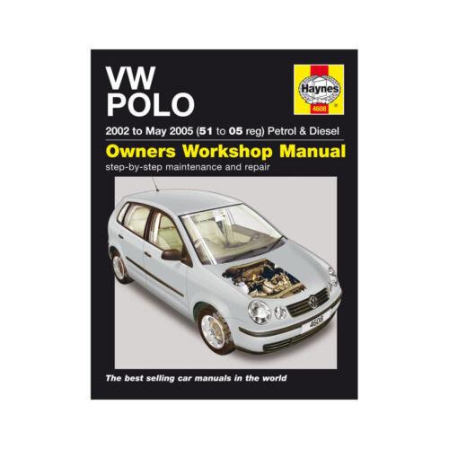 volkswagen vw polo haynes owners workshop repair manual 2002 2005 rh ebay co uk 1990 VW Polo 1.6 Palio 1.6 Top