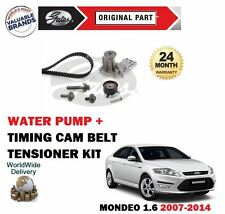 FOR FORD MONDEO 1.6 Ti 16v 2007-2014 TIMING CAM BELT KIT + WATER PUMP SET