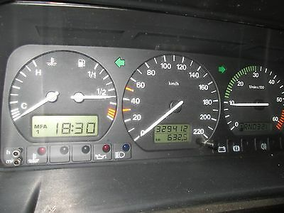 VW T4 Multivan VR6 AES MFA Velocímetro Panel 7D0919880R