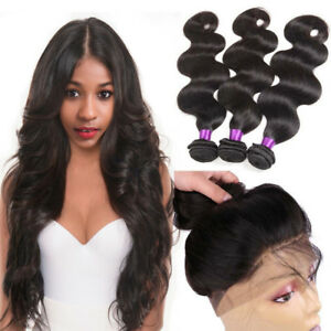 8A-Body-Wave-3-Bundles-With-360-Lace-Frontal-Closure-Brazilian-Human-Hair-Weft