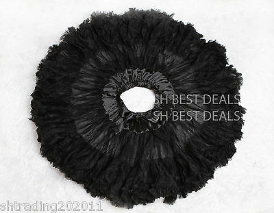 Adult Teens Ruffle Fluffy Pettiskirt Party Clothes Tutus Skirts Tulle Costumes