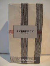 "BURBERRY "" LONDON "" FOR WOMEN EAU DE PARFUM 100ml. NATURAL SPRAY"