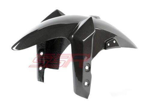 Yamaha FZ09//MT09//FJ09 Front Splashguard//Mudguard//Fender Fairing Carbon Fiber