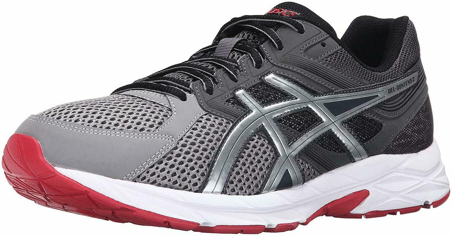 2954eb7e7473a ASICS Men s Running shoes 3 GEL-Contend nuiknq1729-Athletic Shoes ...