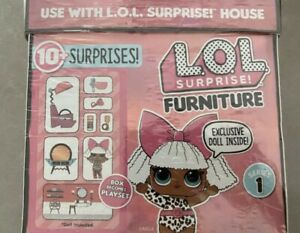 NEW-LOL-SURPRISE-FURNITURE-BEAUTY-SALON-amp-DIVA-DOLL-Series-1