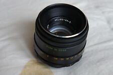 HELIOS-44-2 M42 F2 58mm for SLR ZENIT PENTAX Praktica Nikon Canon