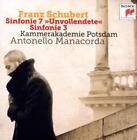 Sinfonien 3 & 7 von Antonello Manacorda,Kammerakademie Potsdam (2012)