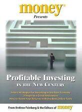 Money : Profitable Investing in the New Century by Moneyline Magazine Editors...
