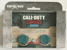 """Kontrol Freek COD Zombies """"Quick Revive"""" Edition Thumb Sticks for Playstation 4"""