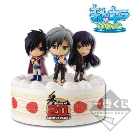 Ichiban Kuji 20th Anniversary B Award Kyun Tales of memorial cake Japan