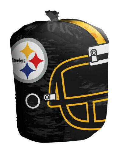 promo code ffbd1 7e6b2 NFL Pittsburgh Steelers Stuff a Helmet Leaf Lawn Bag Factory for sale  online   eBay