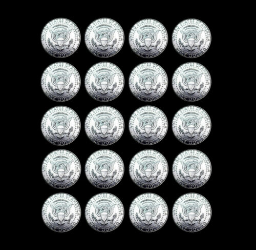 2005 2006 2007 2008 2009 2010 2011 2012 2013 2014  P+D Kennedy Mint Roll Set