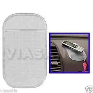 Tappetino-Antiscivolo-Per-iPhone-6-5S-5C-4S-5-Gomma-Porta-Oggetti-Auto-Silicone