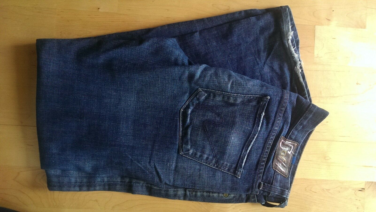 Citizens of Humanity mens jeans Evans style, good condition, not hemmed.