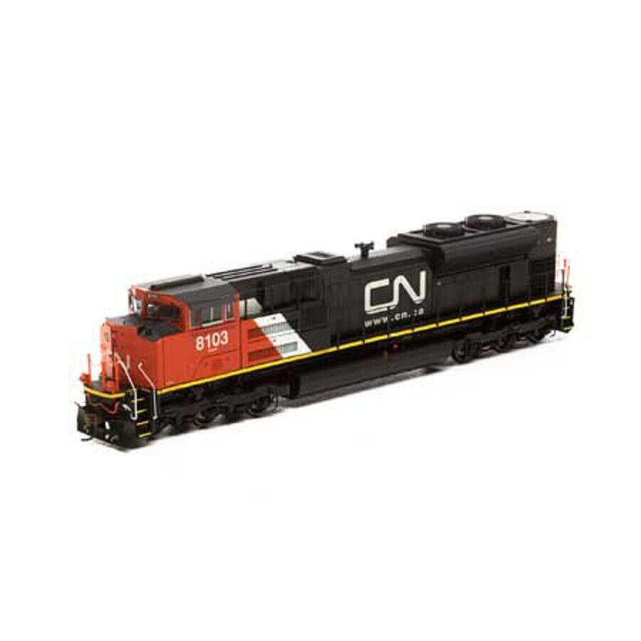 HO Scale Athearn Genesis 68894 SD70ACe,  8103 Nacional Canadiense con Sonido & DCC