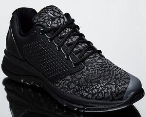 the best attitude 33a98 76ccb Image is loading Jordan-Trainer-ST-men-training-train-sneakers-black-