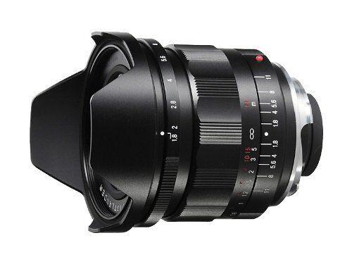 New Voigtlander ULTRON 21mm F1.8 Aspherical Lens for VM Mount - COSINA